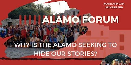 Alamo Forum #3