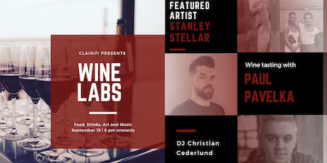 Wine Labs- A wine tasting fundraiser for Clarifi tickets