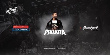Projota - Woods UP São Paulo ingressos