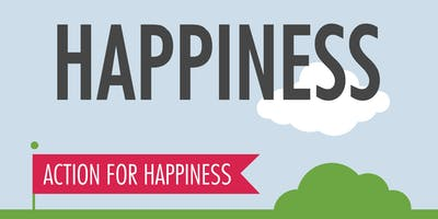 Action for Happiness Monthly Get Together (Horsell, Woking GU21 4)