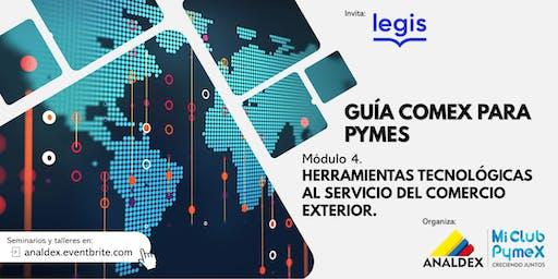 Guía COMEX para pymes Mód. 4: Inteligencia comercial - #MiClubPymex