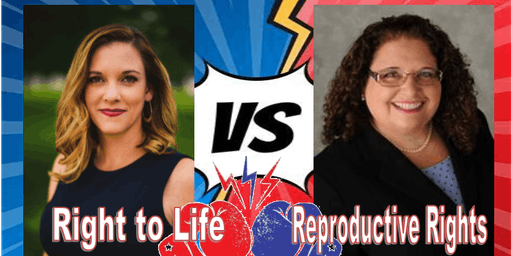 Roe V Wade Debate at University of Toledo