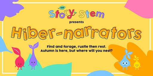 Hiber-narrators - by The Story Stem
