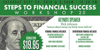 Steps to Financial Success Workshop