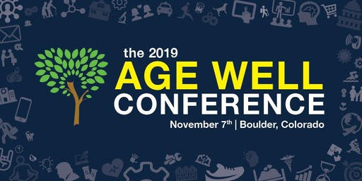 The 2019 Age Well Conference