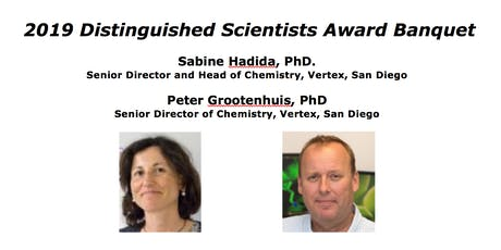 2019 Distinguished Scientists Award Banquet tickets