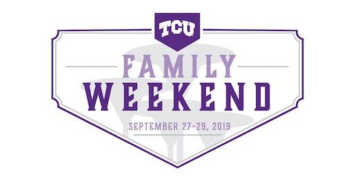 Family Weekend 2019 Volunteers