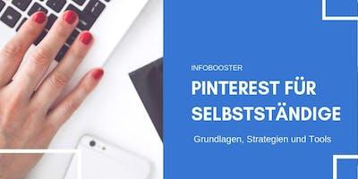 Pinterest für Selbstständige – Grundlagen, Strategien und Tools