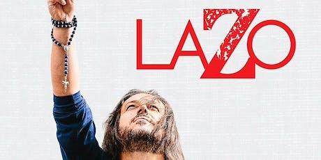 Lazo from Greece tickets