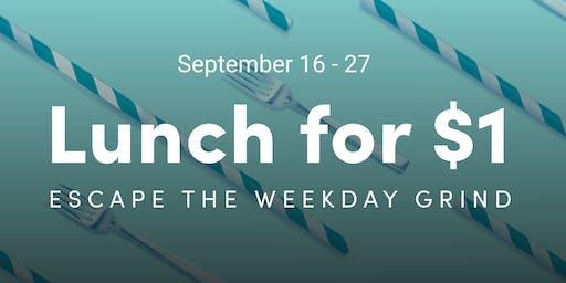 Lunch Fest in Edmonton