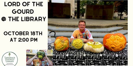 Lord of the Gourd at the Library tickets