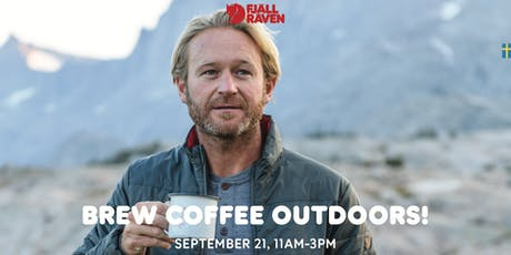 Brewing Coffee Outdoors tickets