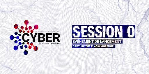 SESSION 0 - Lancement du réseau nous sommes étudiants en cyber |we are cyber students