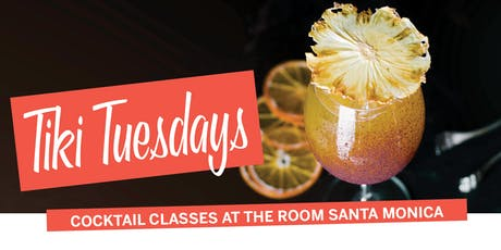 Tiki Tuesdays Cocktail Class tickets