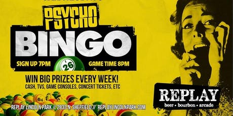 Psycho Bingo!!! tickets