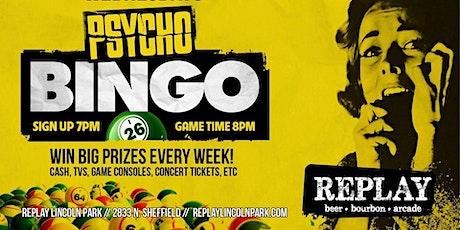 Psycho Bingo!!! tickets