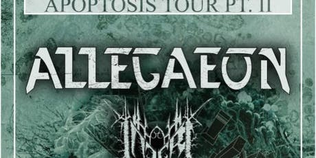 Allegaeon at The Pin tickets
