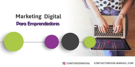 Marketing digital para emprendedores tickets