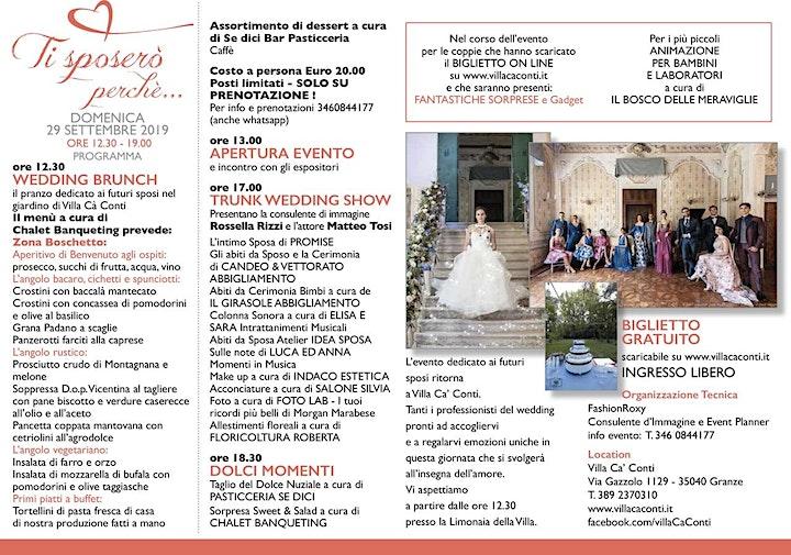 Immagine Ti sposerò perché 2019 - 4th edition
