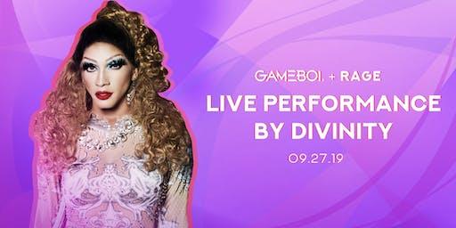 GAMEBOI® LA @ Rage Nightclub 09.27 w/ Divinity