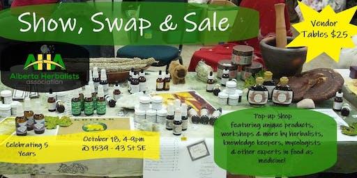 Show, Swap & Sale with Alberta Herbalists Association