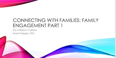 Connecting with Families: Family Engagement Part 1