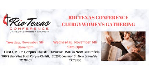 Rio Texas Conference Clergywomen's Gathering