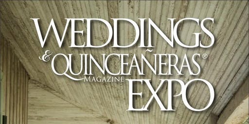 Weddings & Quinceaneras Expo @ George R Brown C.C- January 26th,2020!!