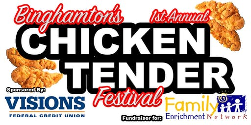 Binghamton's First Annual Chicken Tender Fest