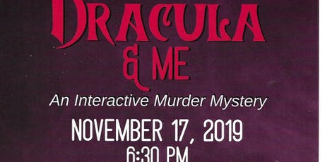 Dracula and Me tickets