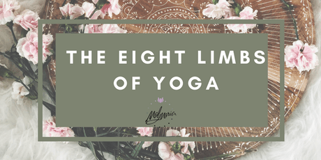 The Eight Limbs of Yoga  tickets