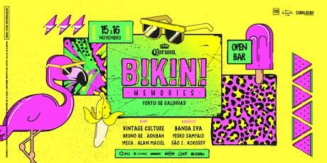 Bikini Memories 2019 ingressos
