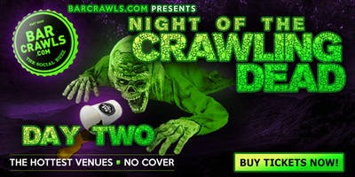 Barcrawls.com Presents The Charleston Halloween Day Bar Crawl Day 2