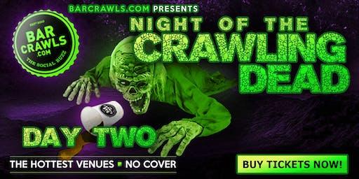Barcrawls.com Presents The Charleston Halloween Day Bar Crawl Day 2