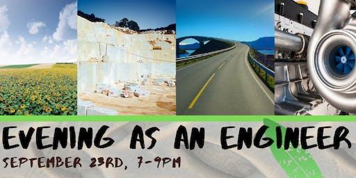CNH & GearUP Present:  Evening as an Engineer