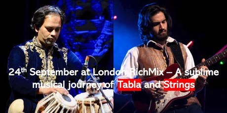 Shahbaz Hussain and Zayn Mohammed in concert – A musical journey! tickets