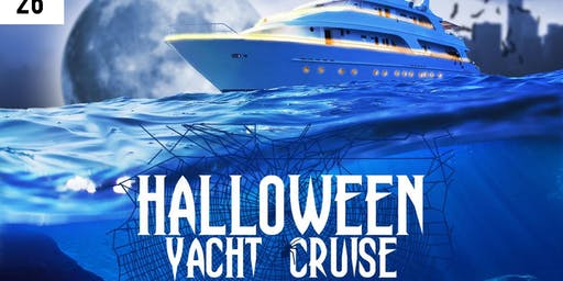 ANNUAL HALLOWEEN YACHT PARTY CRUISE