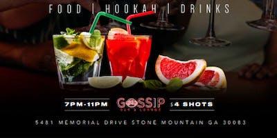 Happy Hour @ Gossip Lounge
