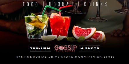 Happy Hour @ Gossip Lounge