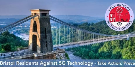 Bristol Residents Against 5G Campaign Meeting tickets