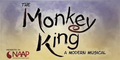 The Monkey King: A Modern Musical - NAAP presents a Developmental Workshop tickets