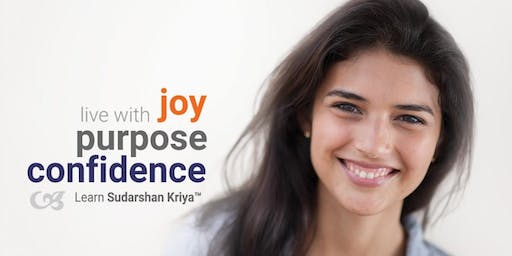 Introduction to Happiness Program and Meditation in Katy,TX