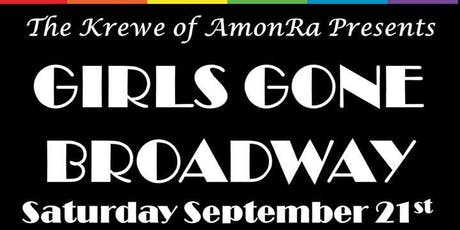 Girls Gone Broadway tickets