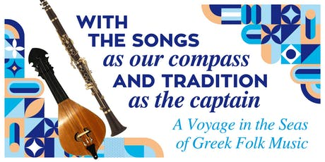 A Voyage in the Seas of Greek Folk Music tickets