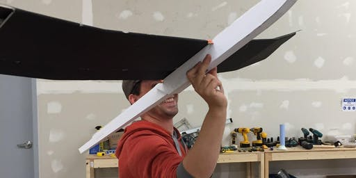 Laser Airplane Making