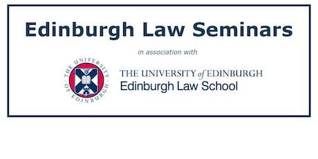Contract Law Update 2020 - Edinburgh (K2933) tickets