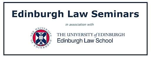 Contract Law Update 2020 - Edinburgh (K2933)