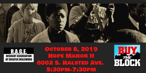 Special Englewood Housing Meeting & Film Screening of the Color Tax