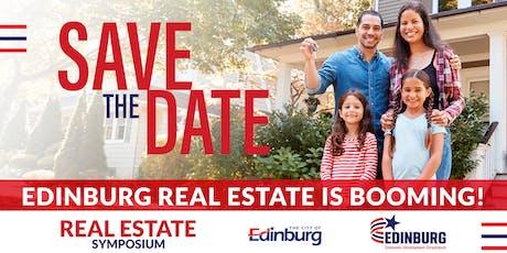 Fall 2019 - Real Estate Symposium by Edinburg EDC & City of Edinburg tickets