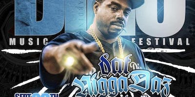 2019 Dino Music Festival with Daz Dillinger